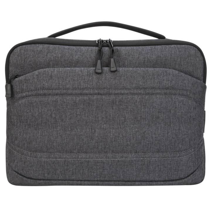 Étui pour ordinateur portable TARGUS Groove X2 Slim de 15 po avec rainure X2 Manchette pour ordinateur portable gris foncé