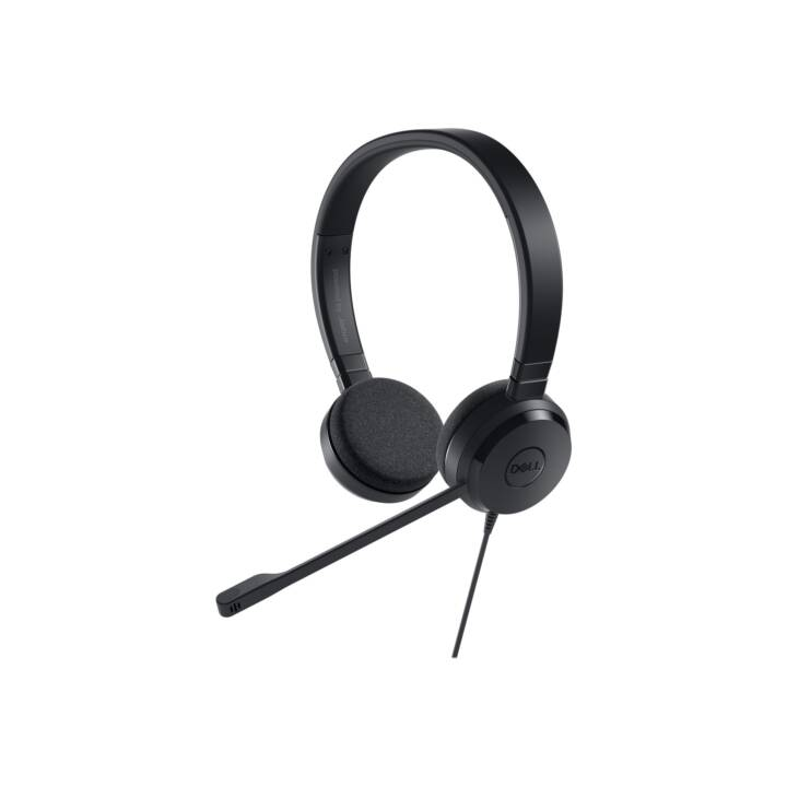 DELL Office Headset Pro Stereo UC150 (On-Ear, Duo)