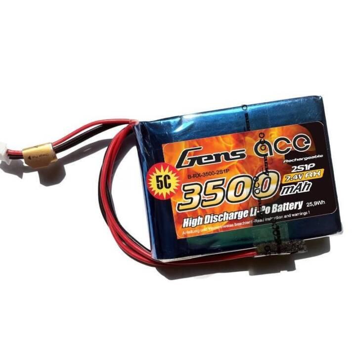 GENS Batterie ACE RC LiPo 3500 mAh