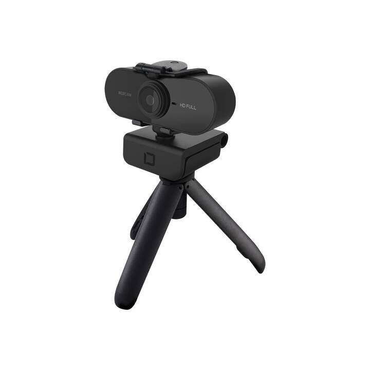 DICOTA D31841 Webcam (Noir)