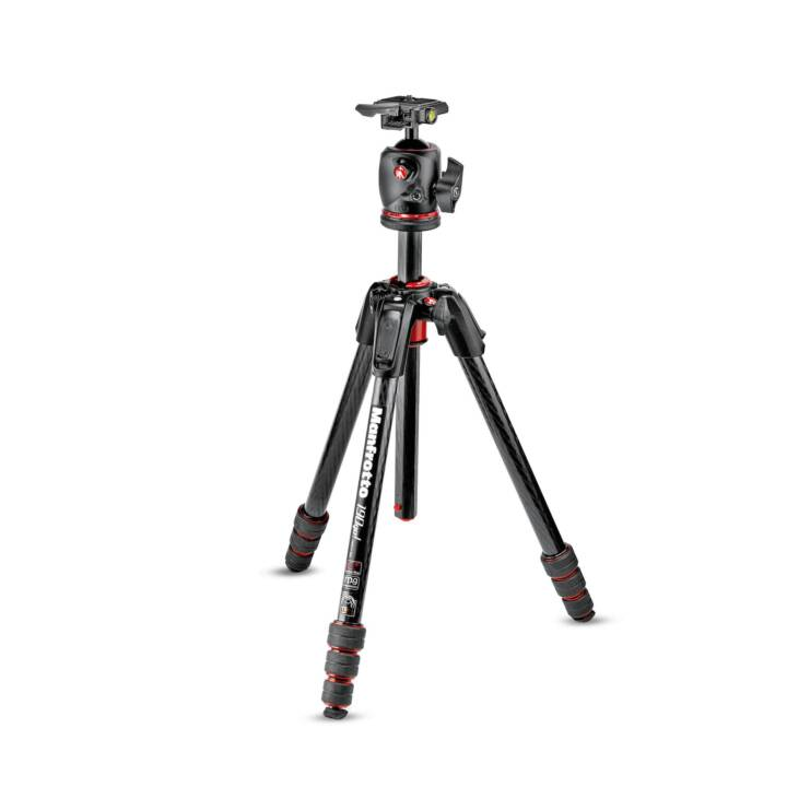 MANFROTTO 190GO! 4S BHQ2 Trépied (Carbone)