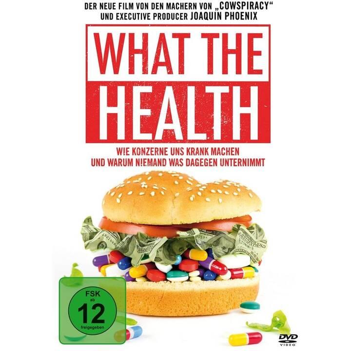 What the Health - Wie Konzerne uns krank machen und warum niemand was dagegen unternimmt (DE, EN)