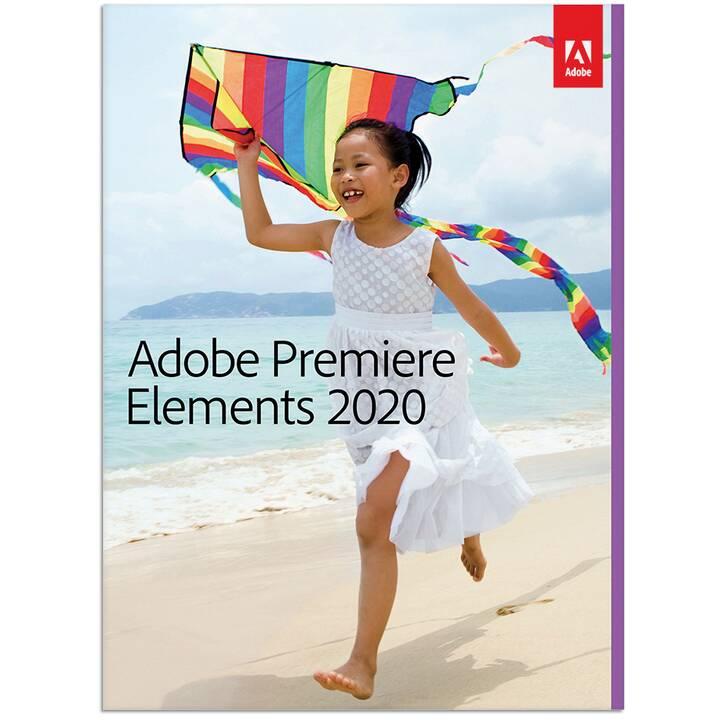 ADOBE Photoshop Premiere Elements 2020 (Aggiornamento, Inglese)