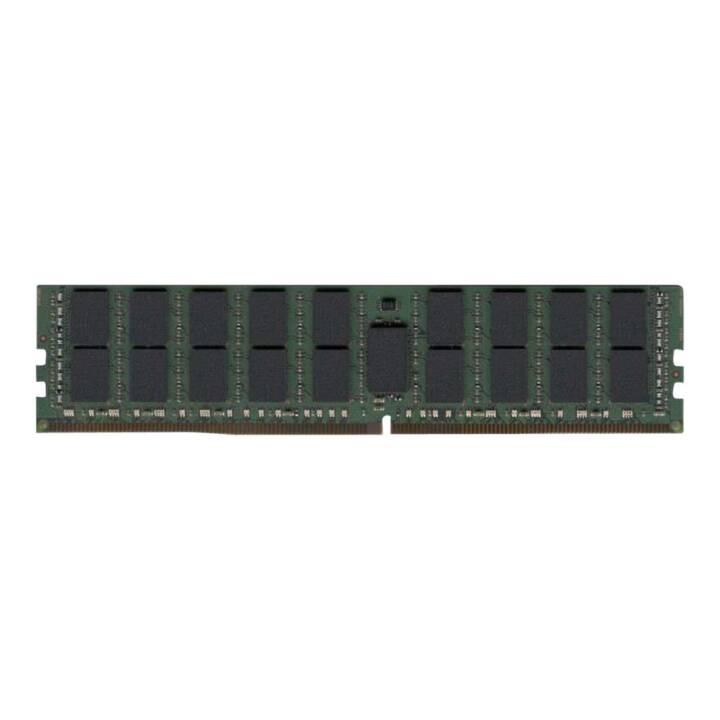 Dataram - DDR4 - 16 Go - DIMM 288 broches