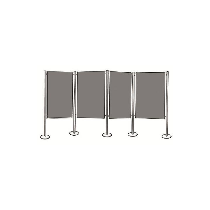 MAGNETOPLAN Tableau en liège (518.5 cm x 150 cm)