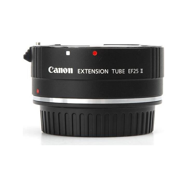 CANON EF 25 II Kameraobjektivadapter, Schwarz