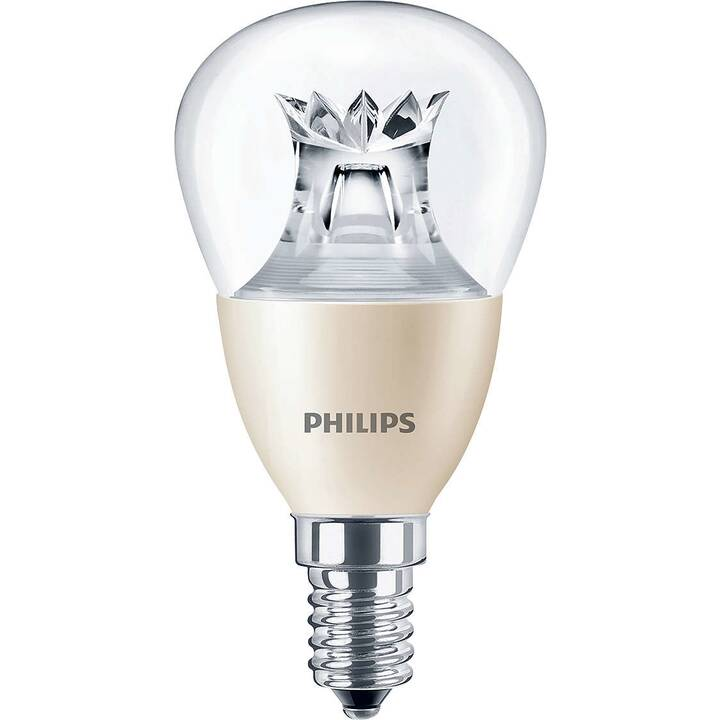 PHILIPS Master LEDlustre Lampes (LED, E14, 6 W)