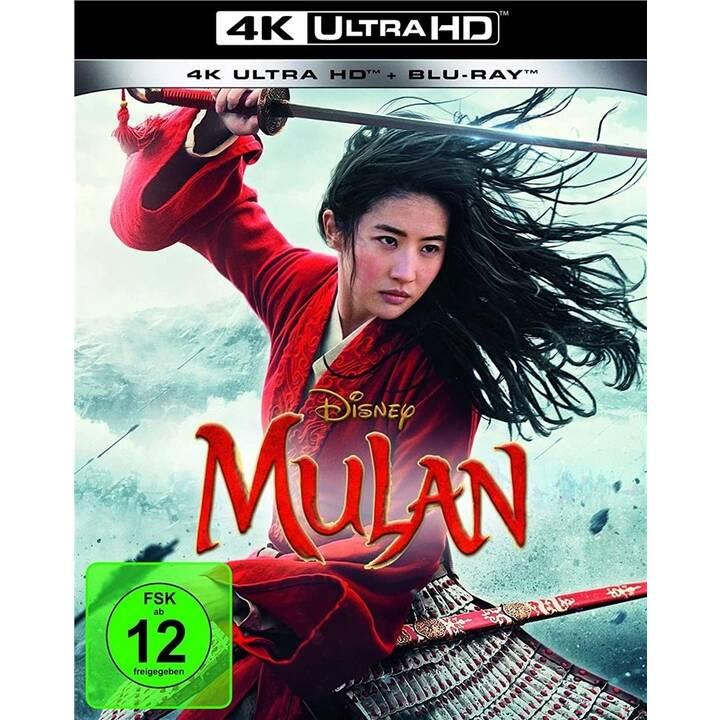 Mulan (4K Ultra HD, DE, EN, IT, ES, JA)