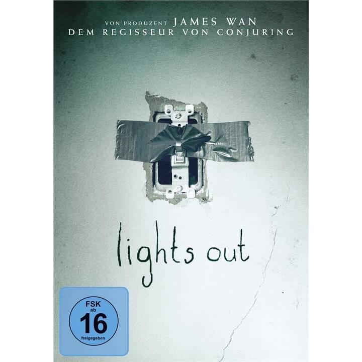 Lights out (ES, DE, EN)