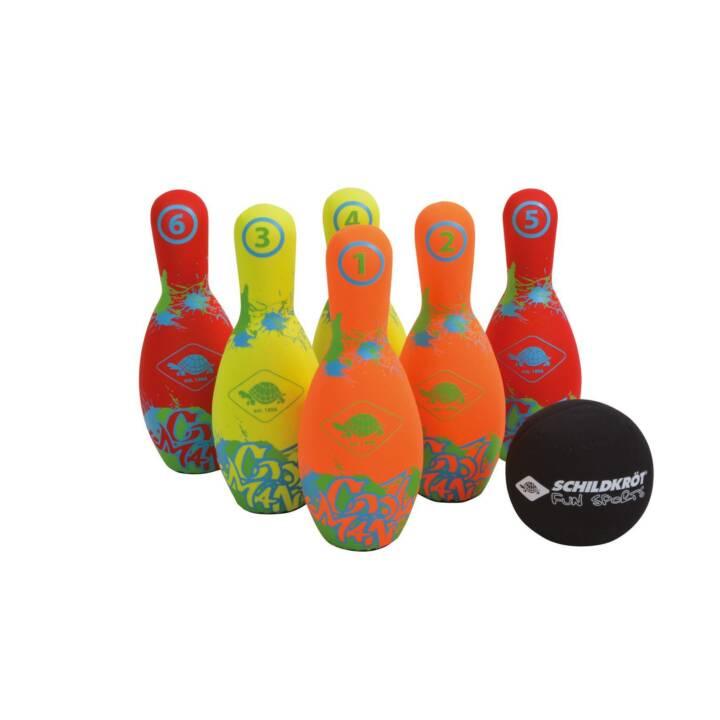 SCHILDKRÖT Funsports Neopren Bowling Set