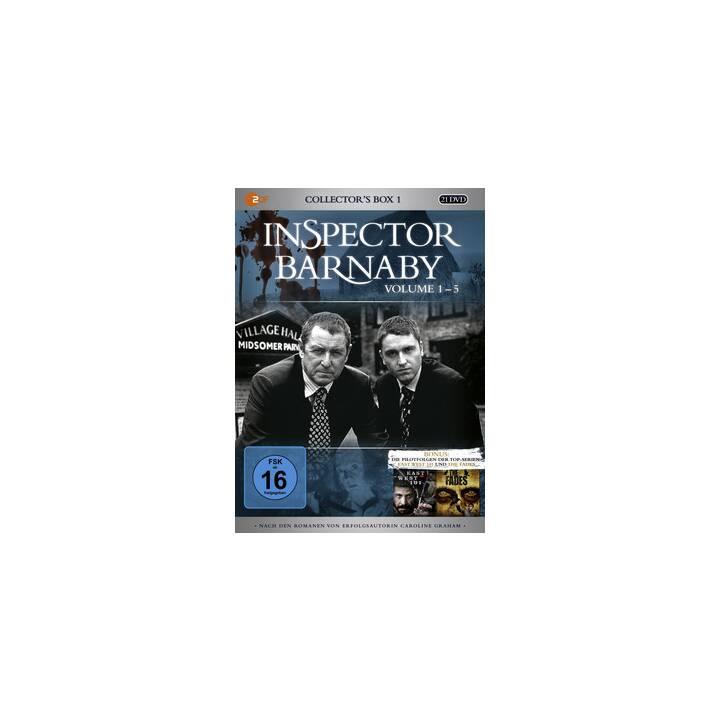 Inspector Barnaby - Collector's Box 1 (DE, EN)