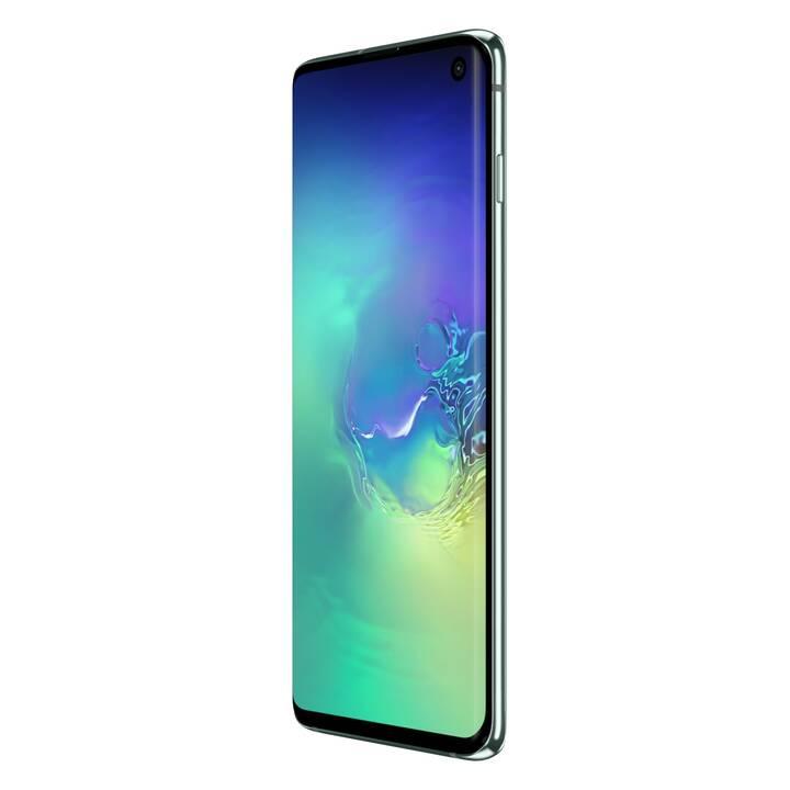 "SAMSUNG Galaxy S10  (6.1"", 128 GB, 16 MP, Prism Green)"