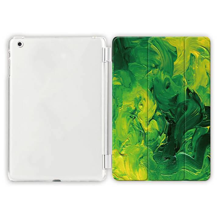 """Custodia per iPad EG per Apple iPad 9.7 """"Air 1 - Tela verde"""