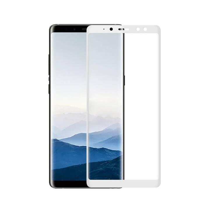EG Mornrise Pellicola salvaschermo per Samsung Galaxy S9 - bianca