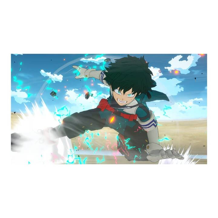 My Hero One's Justice 2 (EN, Japonais)