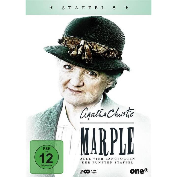 Agatha Christie: Marple Saison 5 (DE, EN)