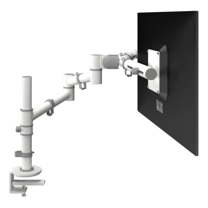 DATAFLEX Tischhalterung Viewgo (Weiss, 3.7 kg)