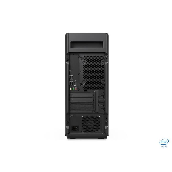 LENOVO Lenovo Legion T5 28IMB05 (Intel Core i7 10700, 32 GB, 512 GB SSD, 2 To HDD)