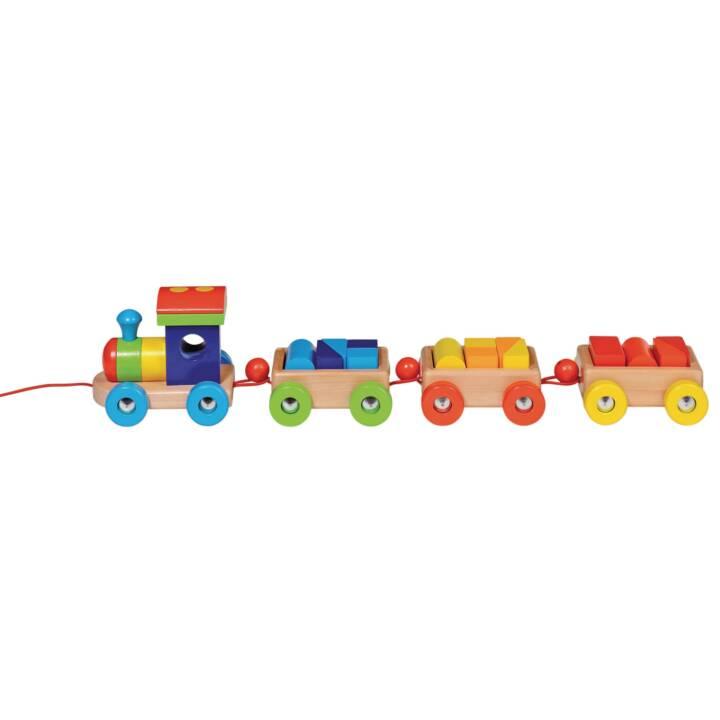 GOKI treno di legno Orlando