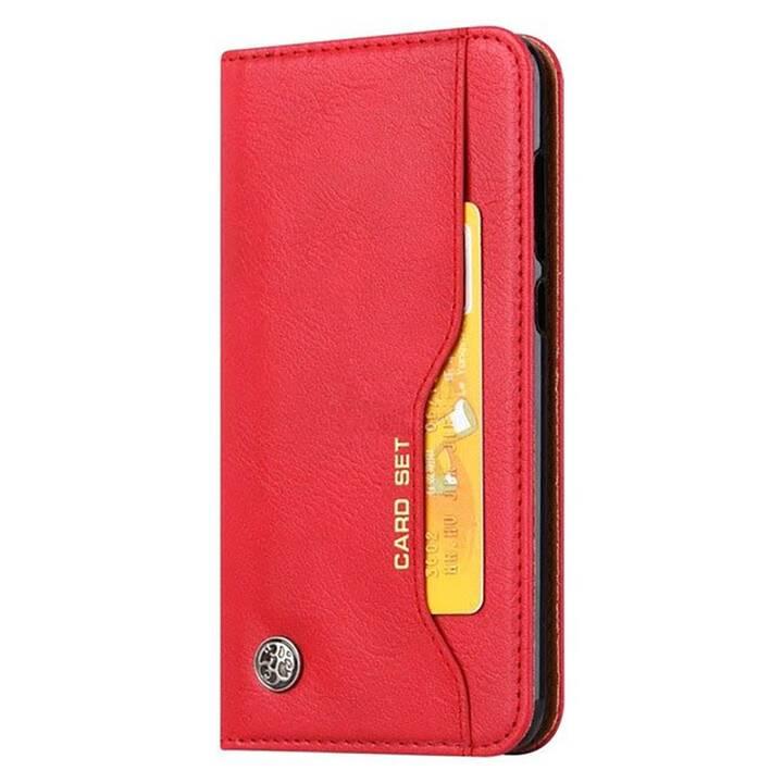 EG Mornrise Wallet Case für Xiaomi Redmi K20 Pro - Rot