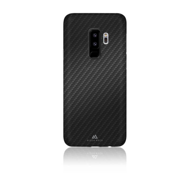BLACK ROCK Backcover Ultra Thin (Galaxy S9 Plus, Nero)