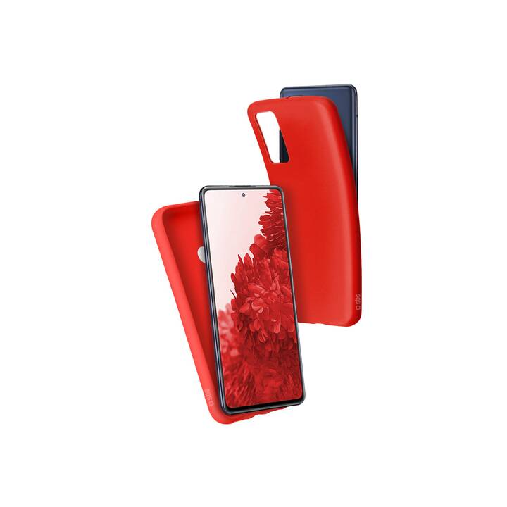 SBS Backcover Vanity (Galaxy S20 FE, Rosso)
