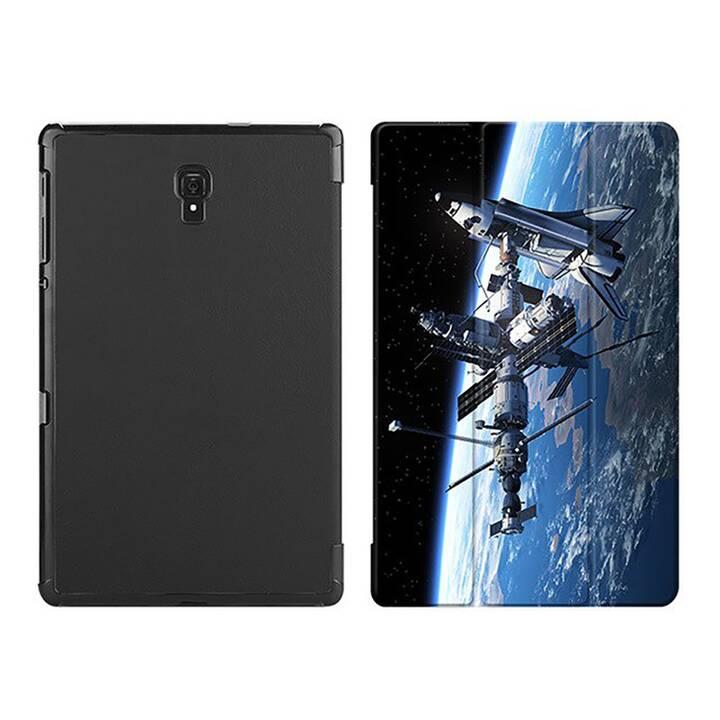 "EG MTT Custodia per Samsung Galaxy Tab A 10.1"" 2019 - Stazione spaziale"