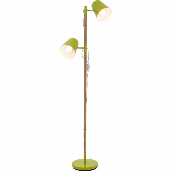 LUMIMART Lampada a stelo Kovlo grün (160 cm)