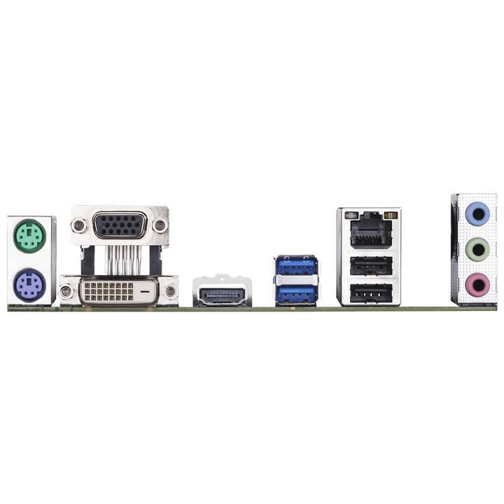 GIGA-BYTE H310N (LGA 1151, Intel H310, Mini ITX)