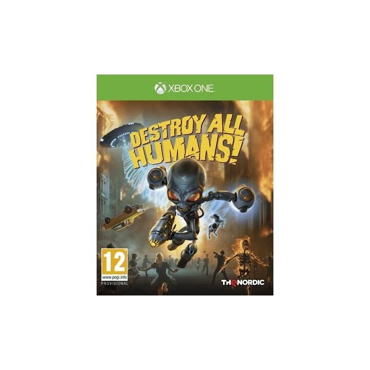 Destroy all Humans! (FR)