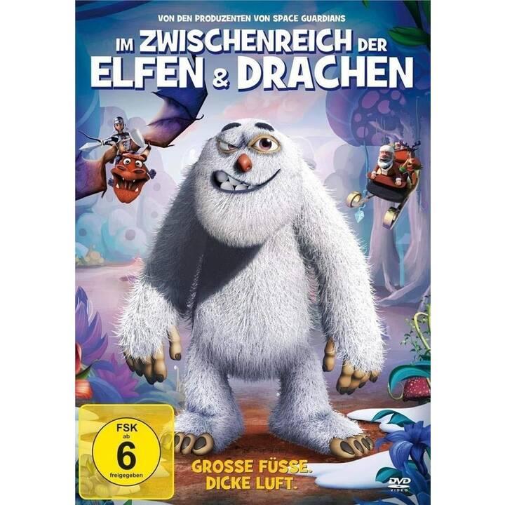 Im Zwischenreich der Elfen & Drachen (DE, EN)