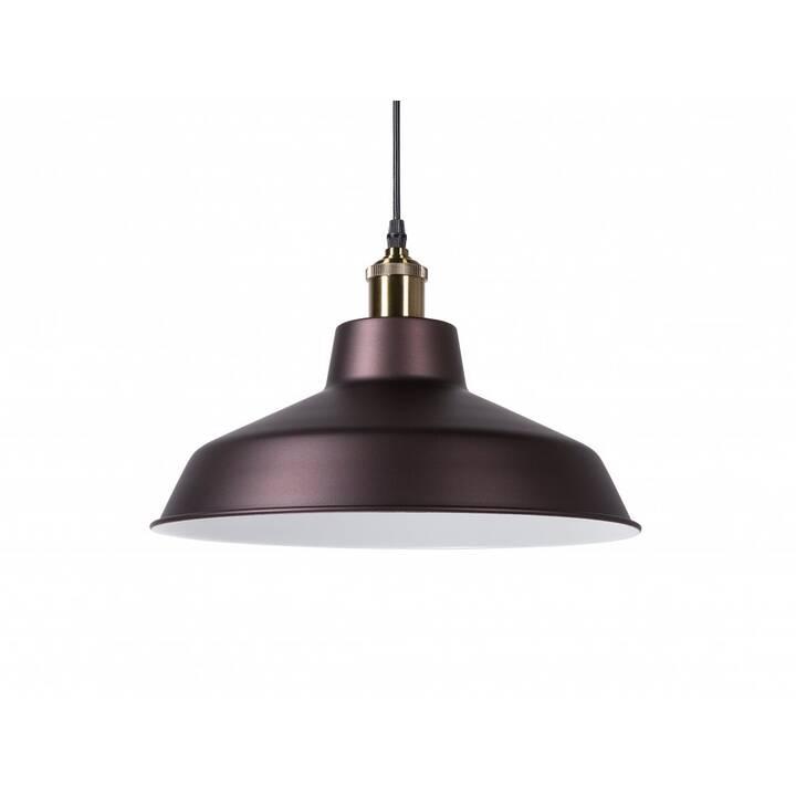 BELIANI Pechora Pendelleuchte (Glühbirne, Energiesparleuchte, LED)