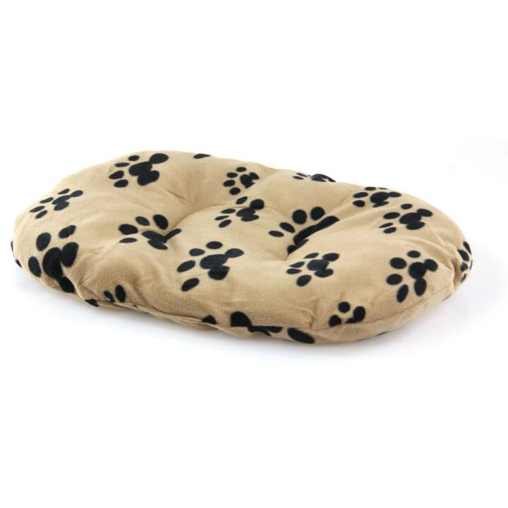 SWISSPET Cucce per cani Pfoten (Beige, Nero)