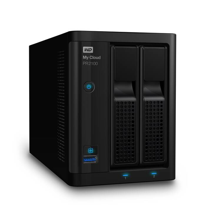 WD My Cloud PR2100 (8 TB)