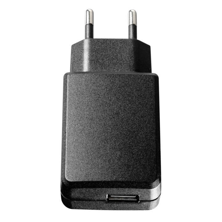 Chargeur secteur INTERTRONIC USB 2A
