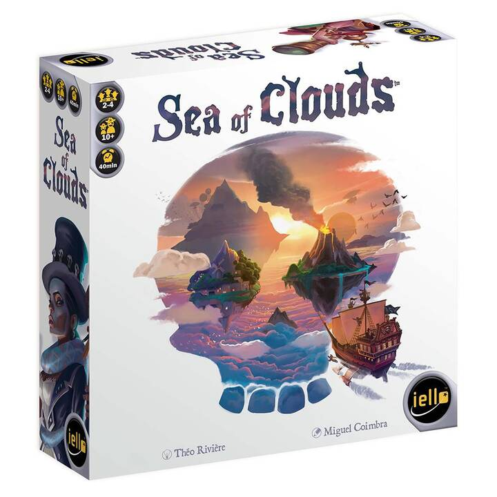 IELLO Sea of Clouds Gioco da tavolo