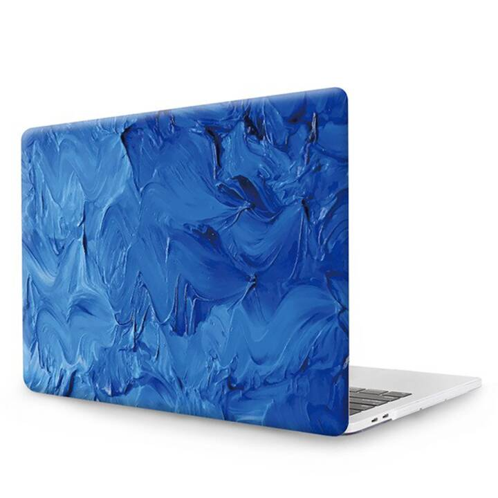 """EG MTT Cover pour MacBook Pro 13"""" - Toile bleue"""