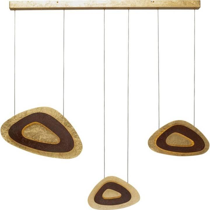KARE Lampes à suspension Triangolo Tre (LED)