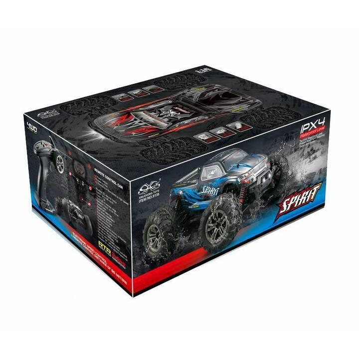 ABSIMA Monster Truck Spirit  (Elektro Bürstenmotor, 1:16)