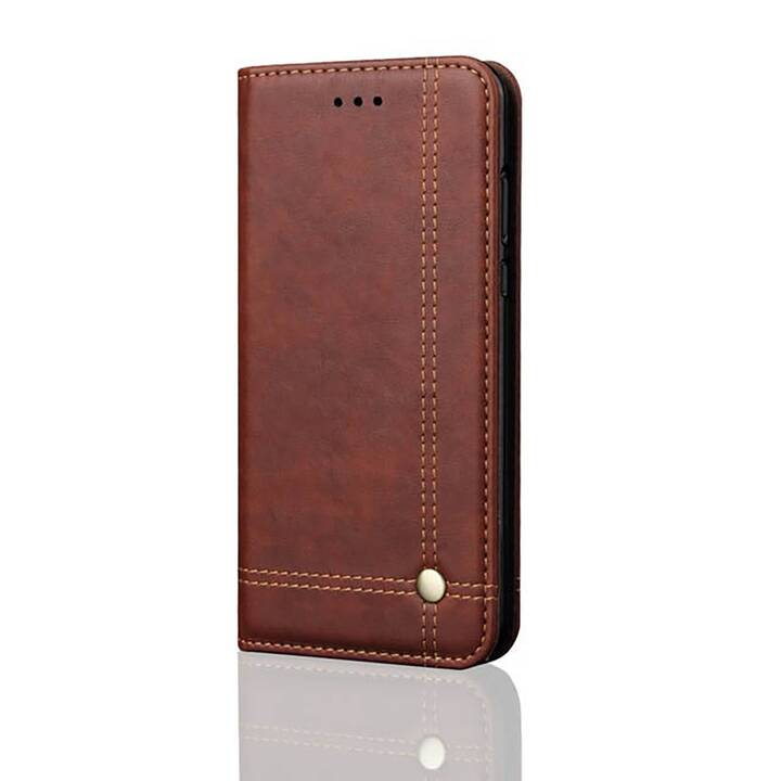 "EG Mornrise Wallet Case für Samsung Galaxy A51 6.5 ""2020 - Kaffee"