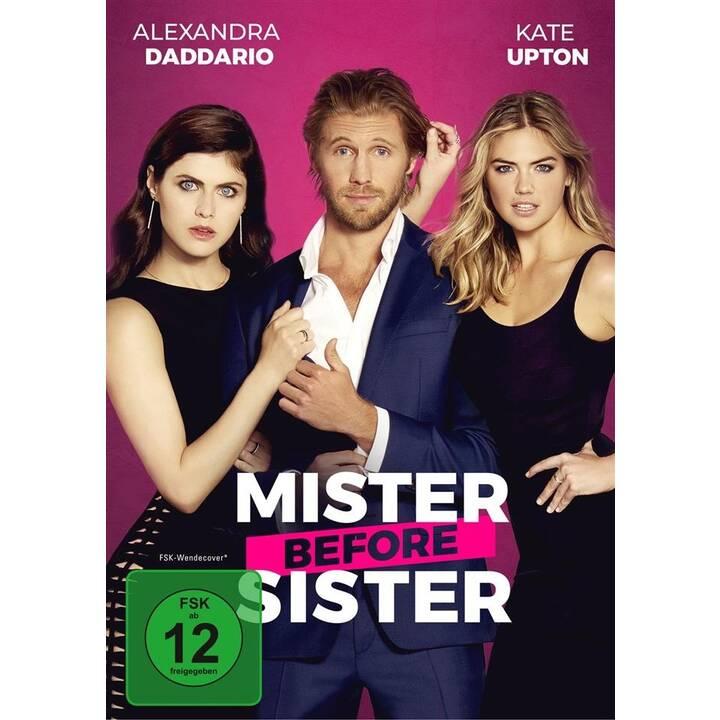 Mister before Sister (DE, EN)