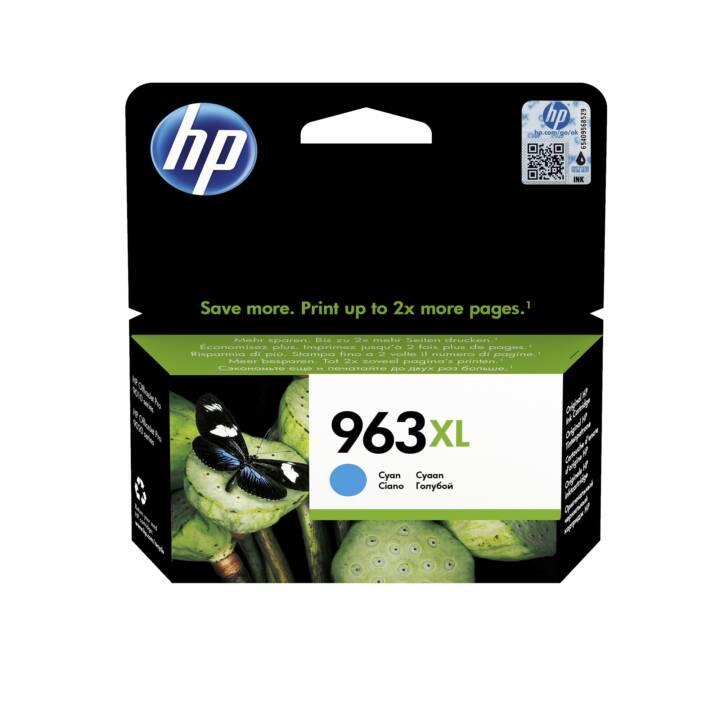 HP 963 XL (Ciano, 1 pezzo)