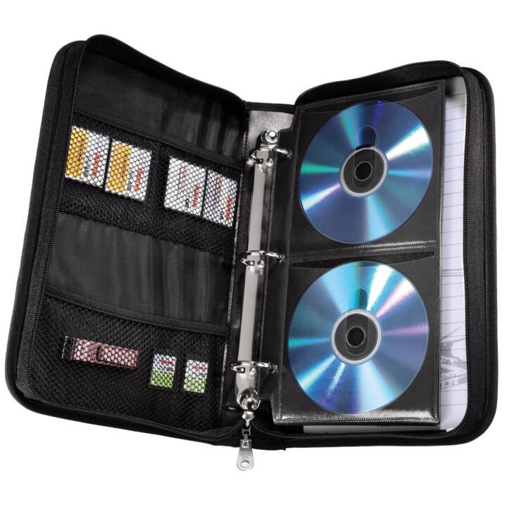HAMA Office Wallet 64 pour CD-/DVD-Rom