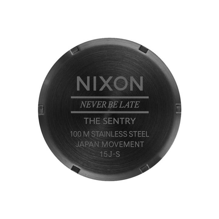 NIXON Sentry (Analoguhr, 42 mm)