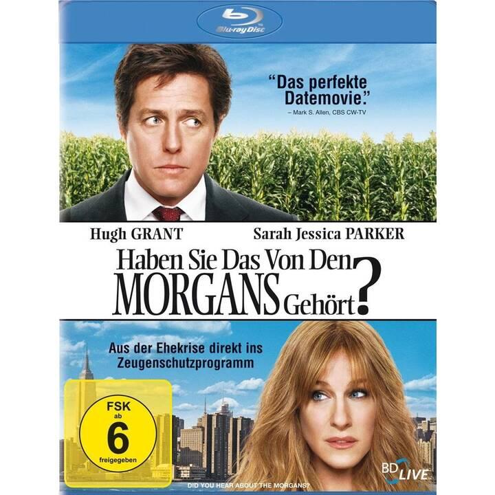 Haben Sie das von den Morgans gehört? (DE, EN, FR)