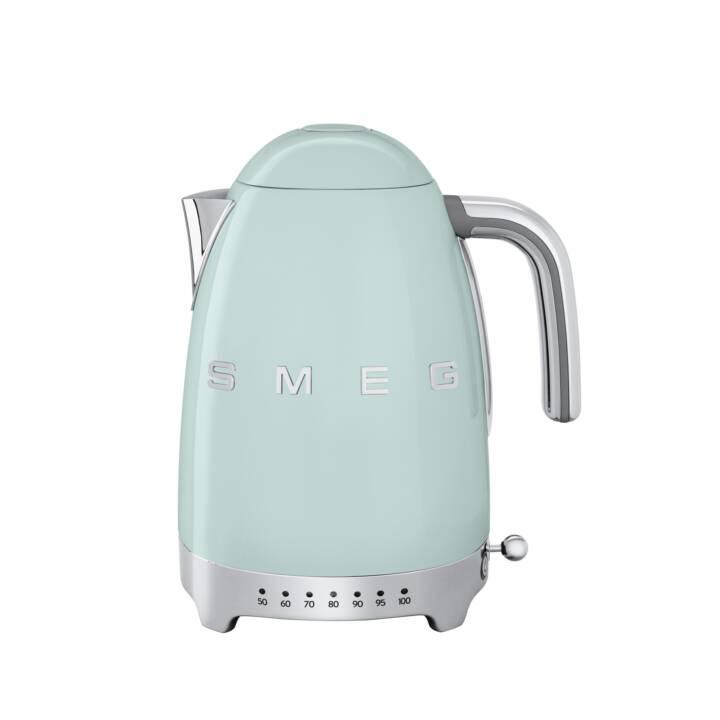 SMEG 50's Retro Style varia Temp. (1.7 l, Verde pastello)