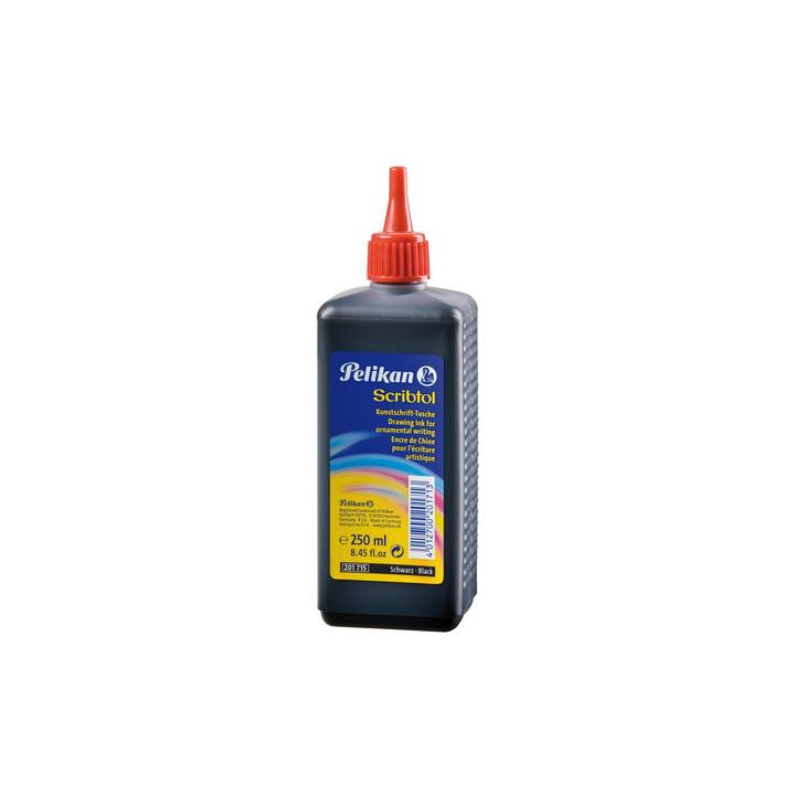 PELIKAN Inchiostrodichina (Nero, 250 ml)