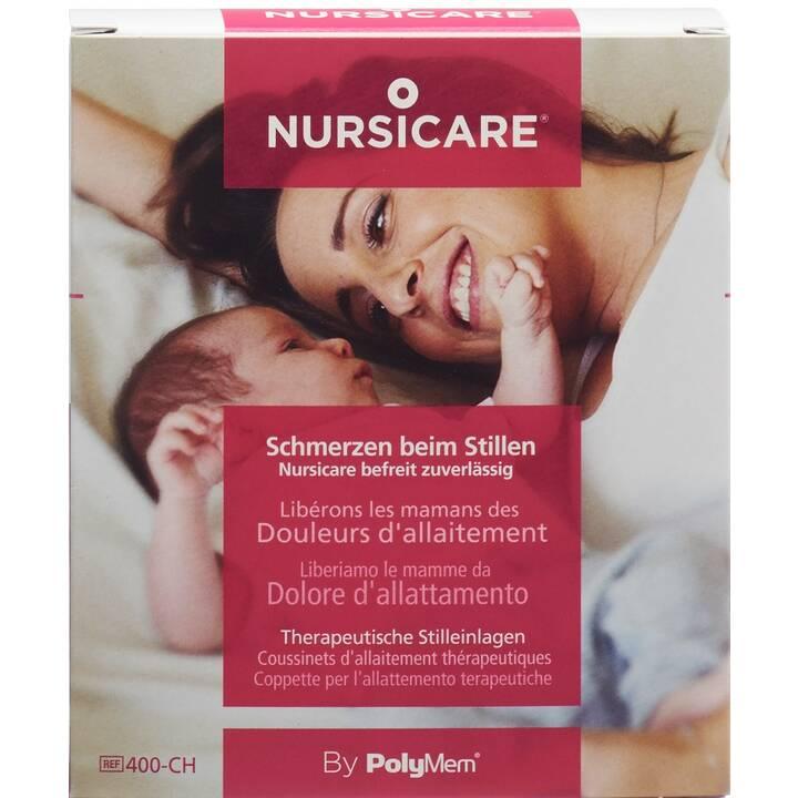 POLYMEM Coussinets d'allaitement NursiCare med