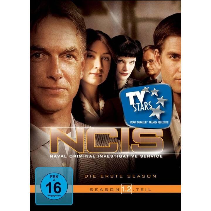 NCIS - Navy CIS Stagione 1 (IT, DE, EN, FR)