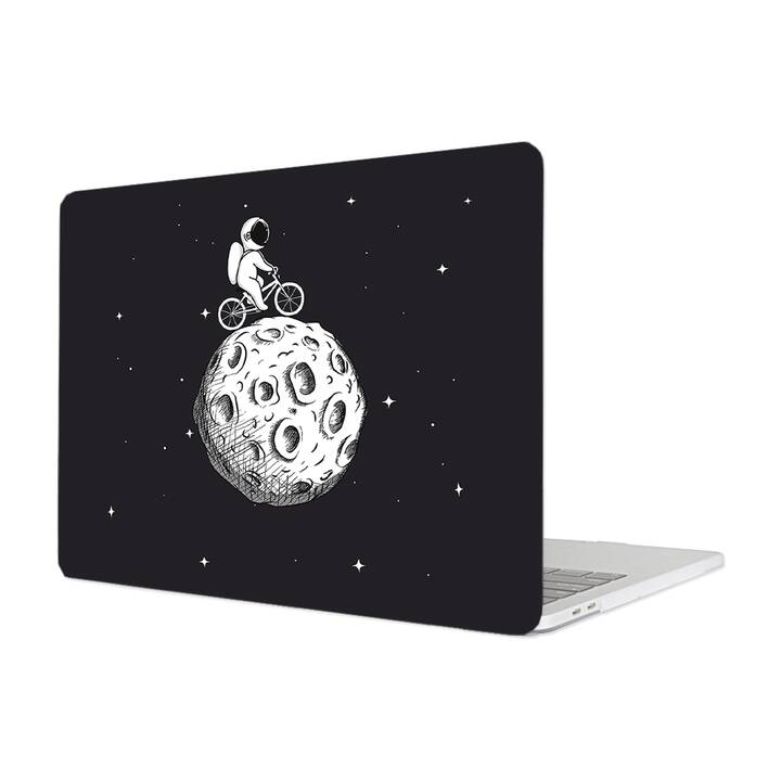 "EG MTT Cover per Macbook Air 13"" (2018) - Cartoon Astronaut"